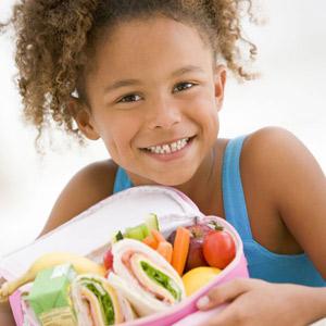 Sete alimentos para aumentar a imunidade das crianças