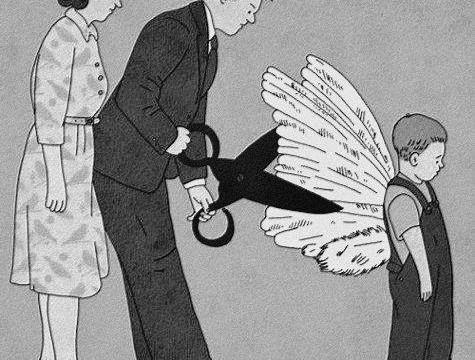 """Duas coisas devem os filhos obter dos seus pais: raízes e asas"""""""