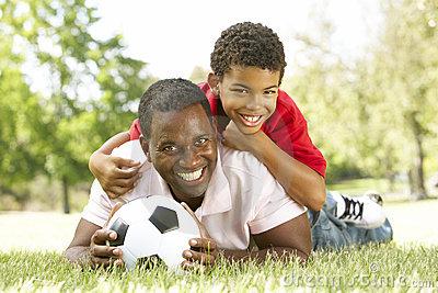 Paixão de pai para filho