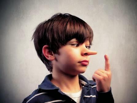 4 mentiras que contamos para nossos filhos e que influenciam a personalidade deles