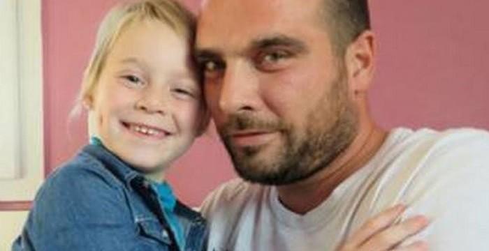 Colegas de trabalho cedem dias de férias para pai cuidar da filha com câncer