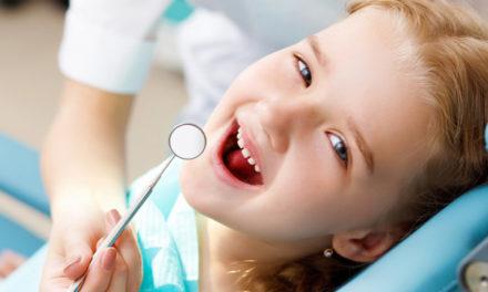 Saúde bucal das crianças