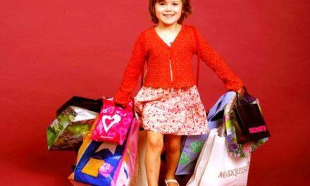 6 ideias para minimizar o consumismo infantil