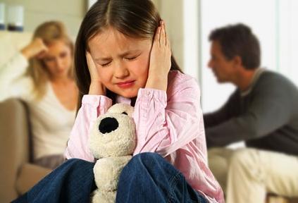 stress na infância