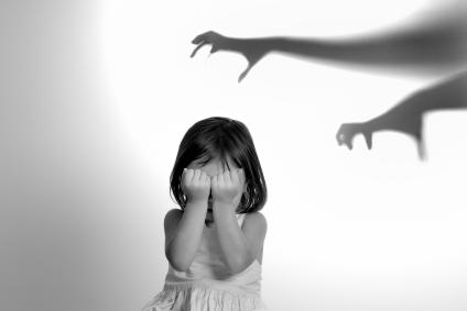 Medos infantis devem ser tratados com respeito e sensibilidade