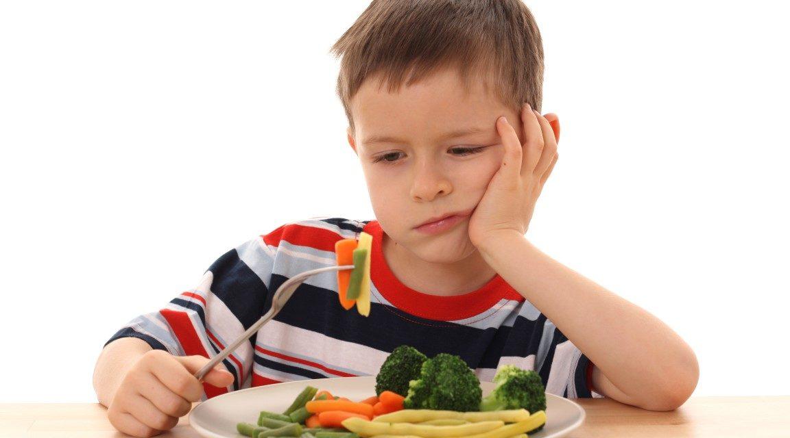 Alimentação dos filhos. Você se preocupa?