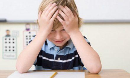 Stress na Infância, como lidar?!