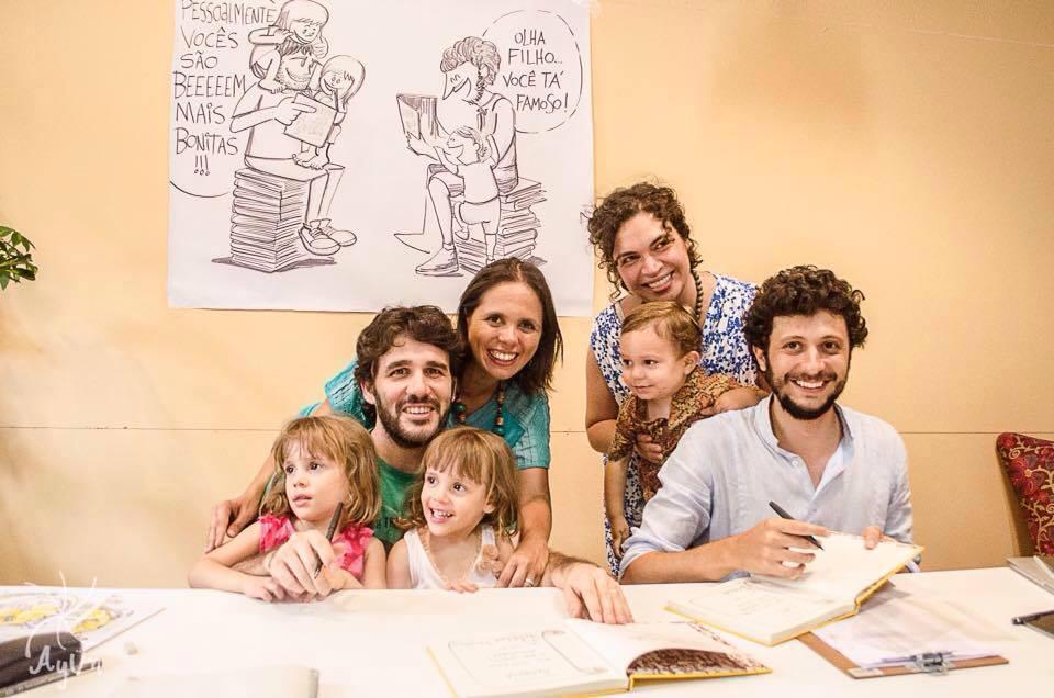 Vida de Pais em Tirinhas - part. 2