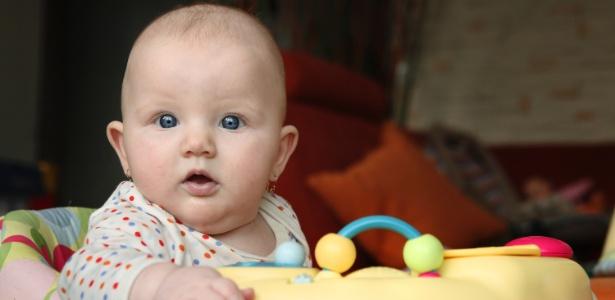 Andadores para bebês, um perigo ingênuo