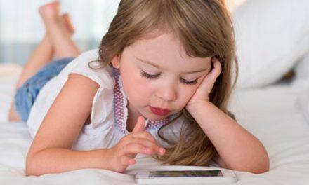 A presença da tecnologia na vida de nossos filhos