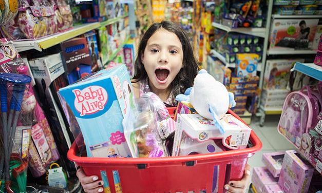Consumismo Infantil: Um problema de todos
