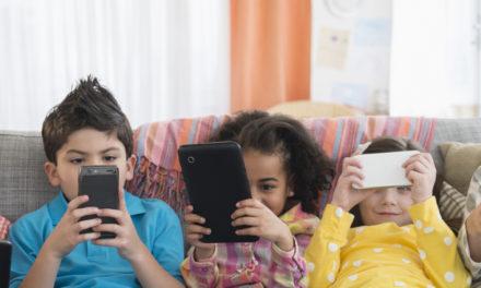 Saúde de crianças e adolescentes na Era Digital