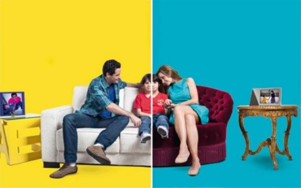 Separação, filhos e família