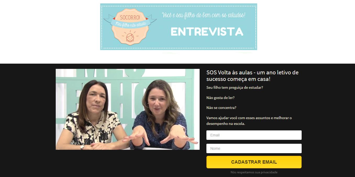 Entrevista exclusiva Roberta e Taís Bento
