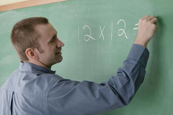 Ensine seu filho(a) a respeitar o professor(a)