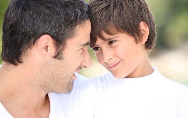 A importância de conversar com sua filha(o) pequeno