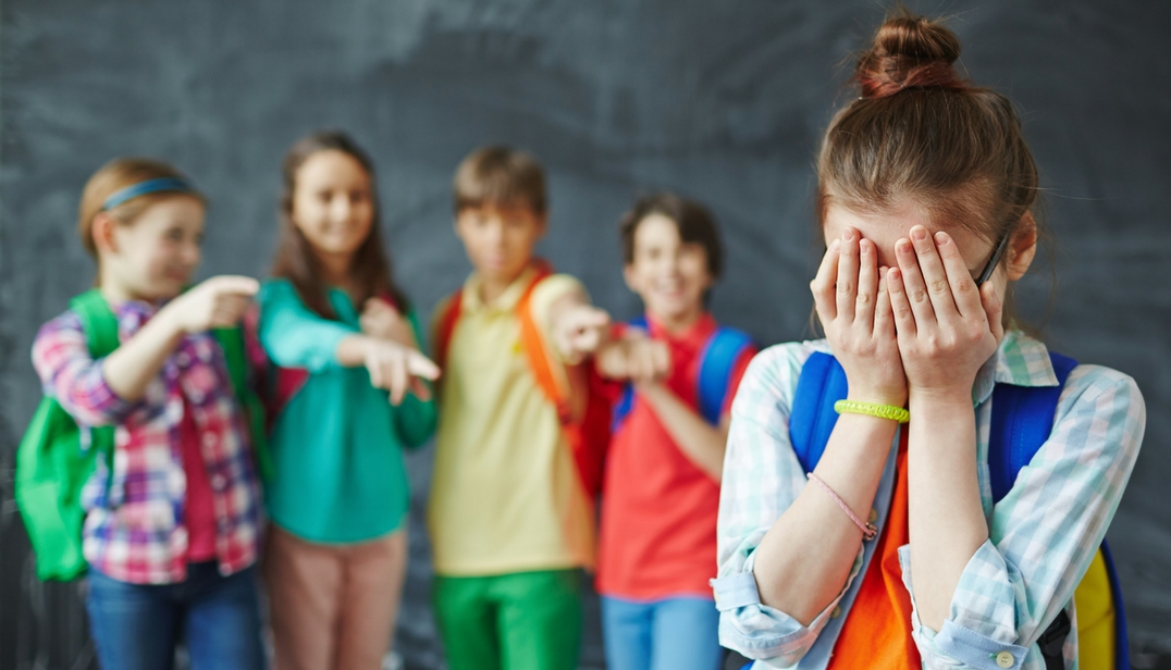 Nossos filhos e o bullying