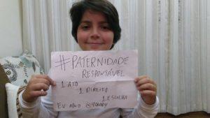 #paternidaderesponsável