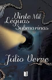 20 Mil Léguas Submarinas, de Júlio Verne