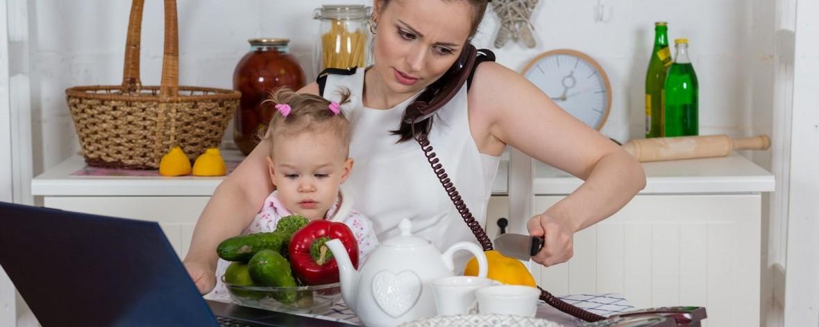 A maternidade na era da ansiedade e o papel do Pai