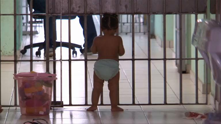 Decisão histórica do STF em prol das crianças que cresciam em cárceres